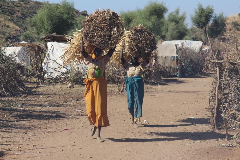 Convivendo com uma nova cultura no Sudão