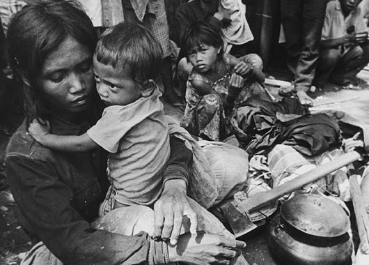 Fuga do Camboja