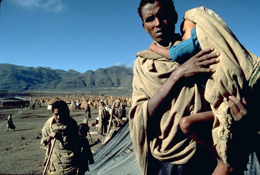 Fome na Etiópia