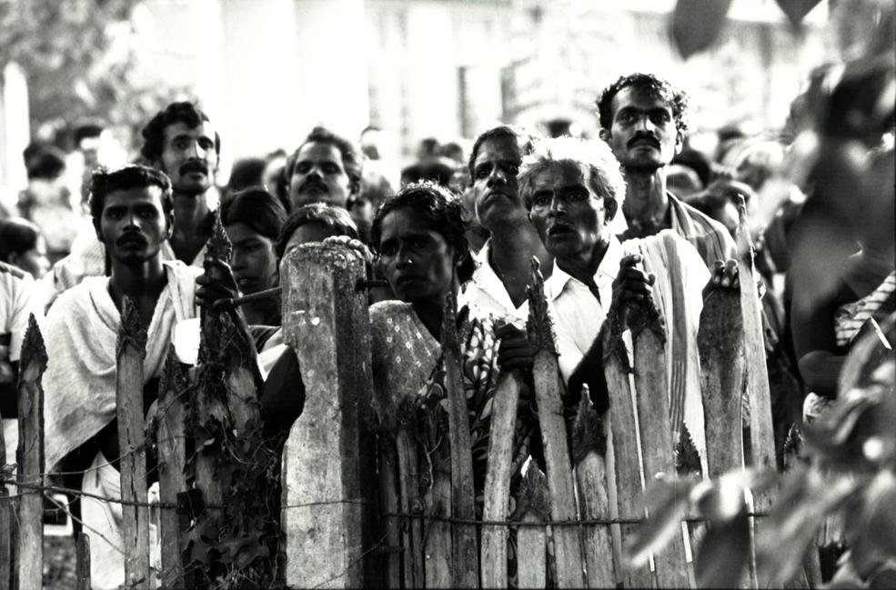 Guerra Civil no Sri Lanka