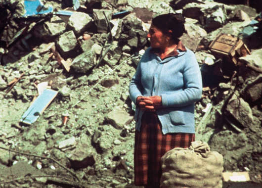 Terremoto na Armênia