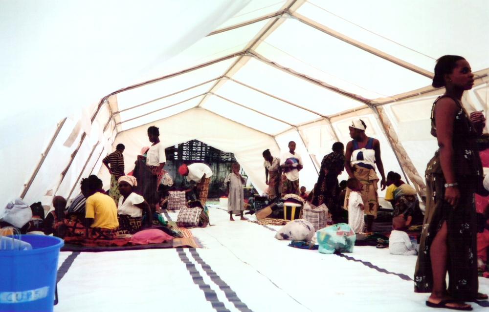Fortes conflitos na capital da Libéria