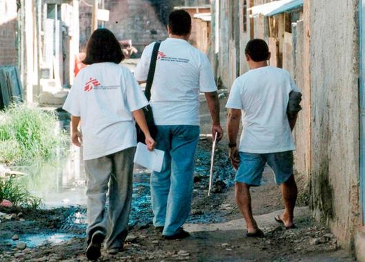 MSF no Complexo da Maré