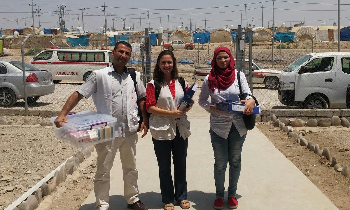 Iraque: uma experiência única e intrigante
