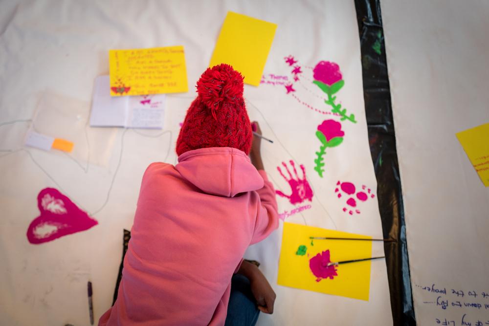"""Feridas """"invisíveis"""" do estupro na África do Sul"""
