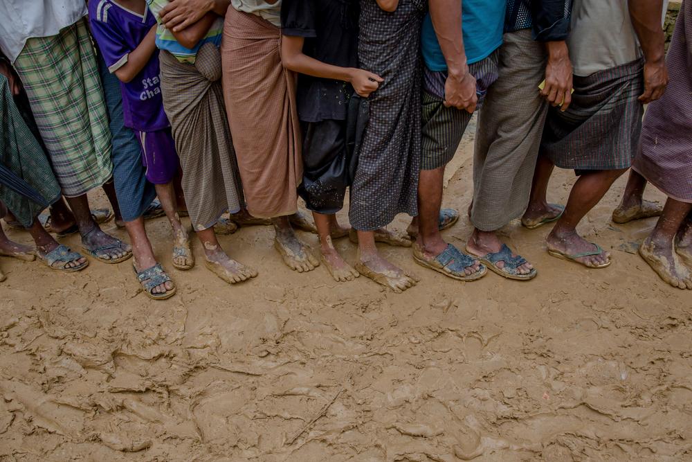 """Bangladesh: """"As necessidades de água potável continuam sendo extremas"""""""