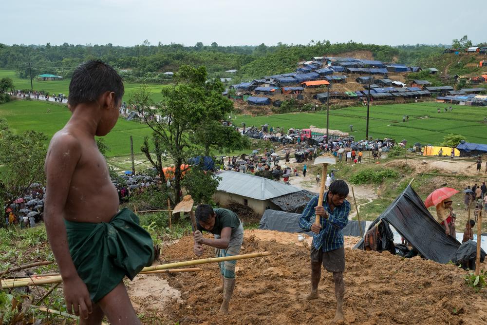 Bangladesh: ação imediata é necessária para evitar desastre de grandes dimensões de saúde pública