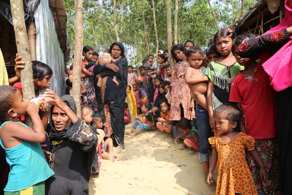 Pesquisas de MSF estimam que pelo menos 6.700 Rohingya foram mortos em um mês em Mianmar