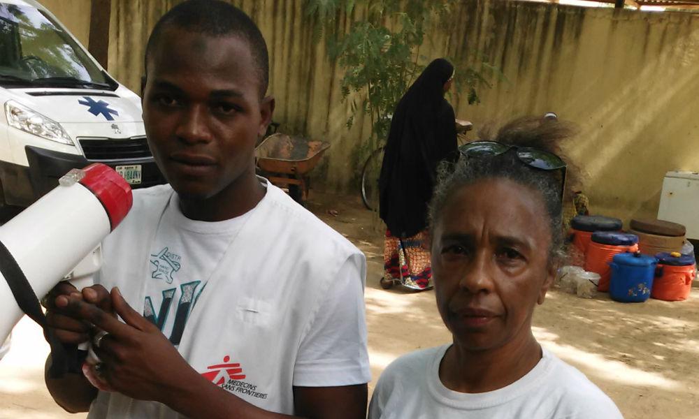 Uma experiência edificante na Nigéria