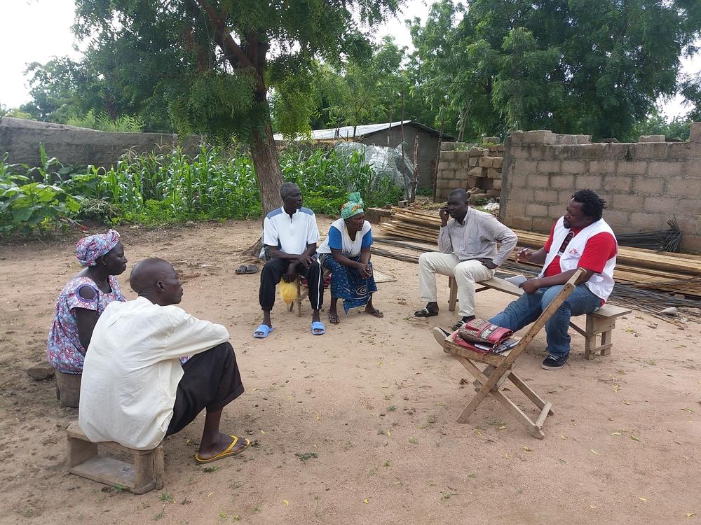 MSF está trabalhando para prevenir um novo surto de cólera no norte do Camarões