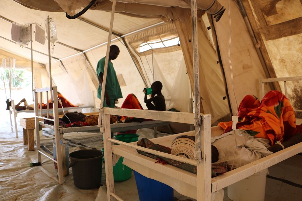 Chade: falta de informação e de recursos dificulta resposta à cólera