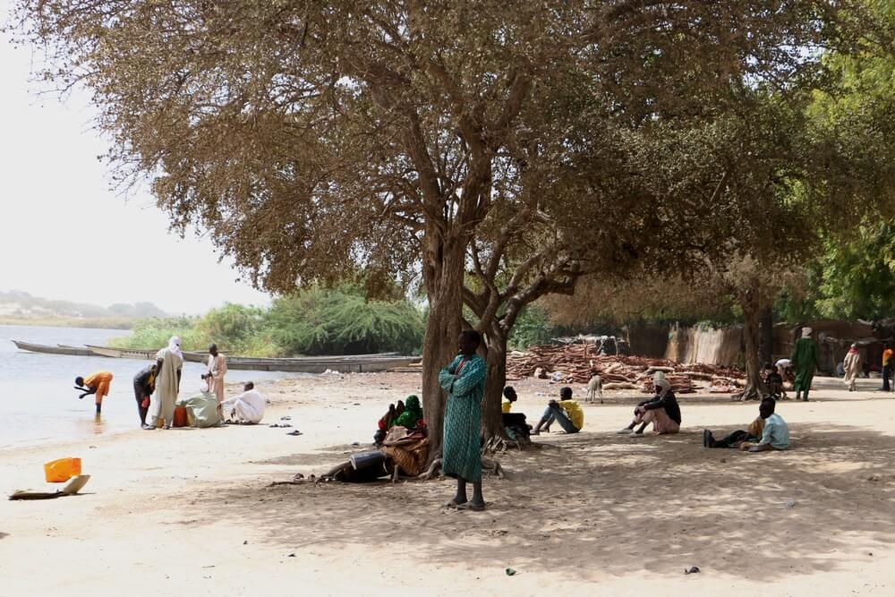 Cuidados de saúde mental no Lago Chade