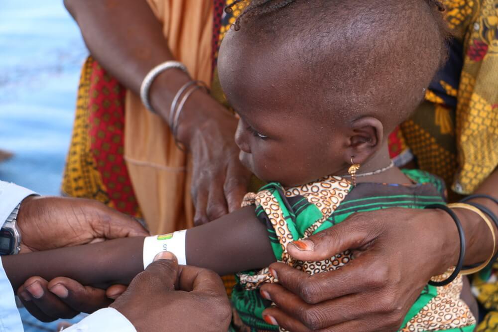 MSF inicia programa nutricional de emergência no Chade