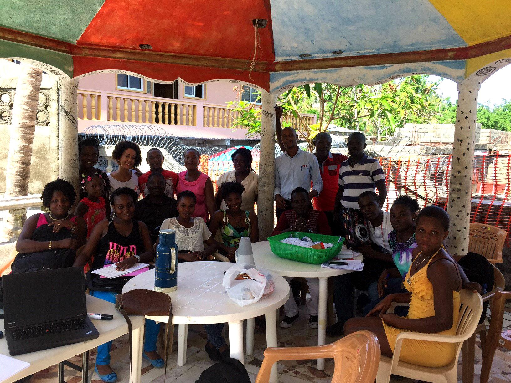Haiti: trabalho humanitário pós-furacão Matthew