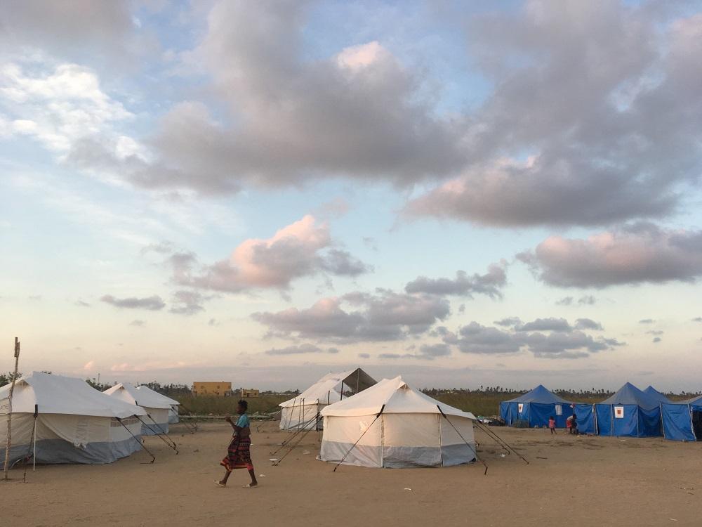 """Moçambique: """"Não temos mais sombra"""""""