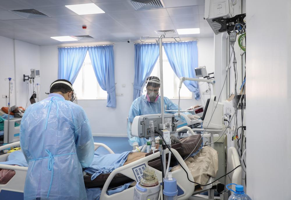 Pandemia de COVID-19 continua a ser agravada pelo medo e pela desinformação no Iêmen