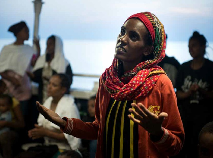 Dying to Reach Europe: Eritreans in search of safety