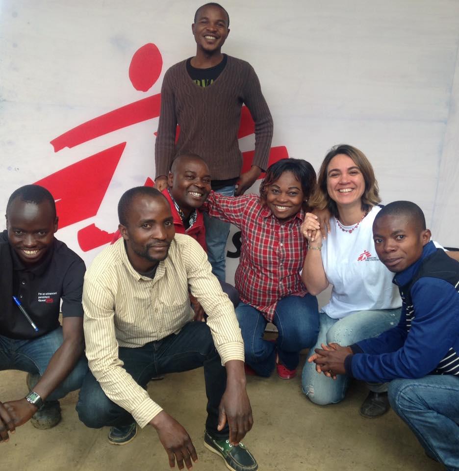 Desafios e superações na gestão da cadeia de suprimentos de projeto de MSF na Rep. Democrática do Congo