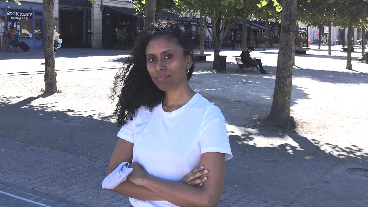 Priscila Leal de Araújo, Coordenadora do Associativo de MSF-Brasil.