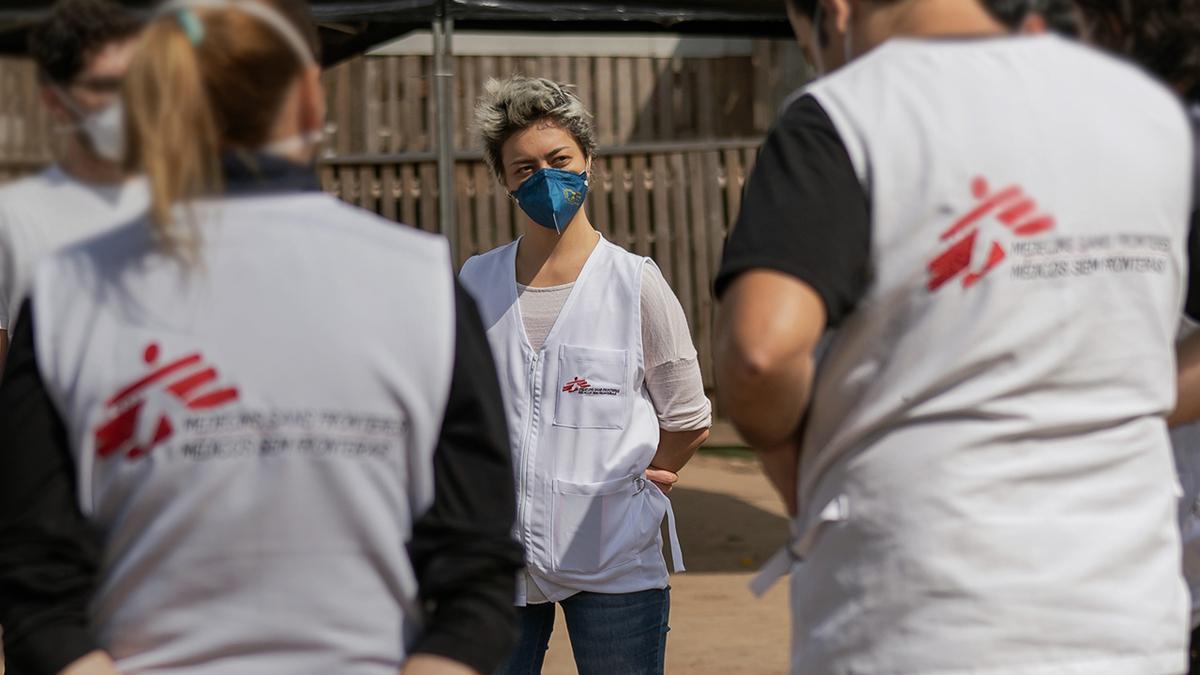Atenção médica a comunidades indígenas no Mato Grosso do Sul