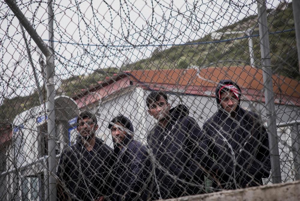 """Grécia: """"Os refugiados chegam com medo, confusos e em situação de perigo"""""""