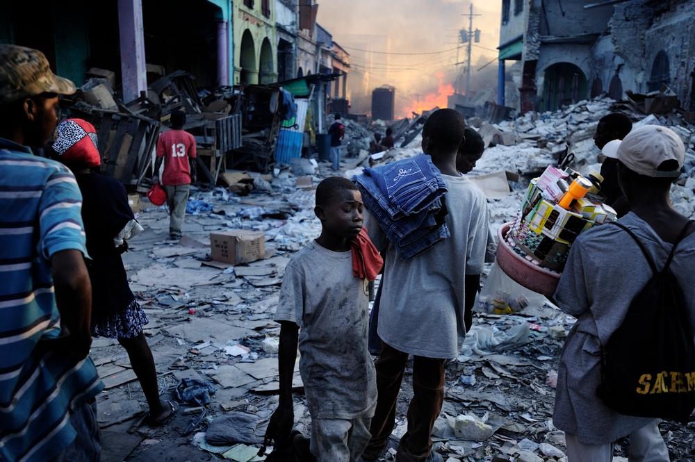 Dez anos após o terremoto, as estruturas de saúde do Haiti
