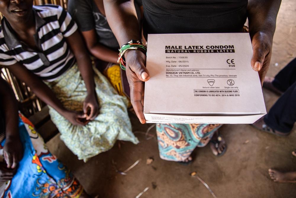 Governos devem responder à grave escassez do acesso ao tratamento para HIV na África Central e Ocidental durante reunião de alto nível na ONU