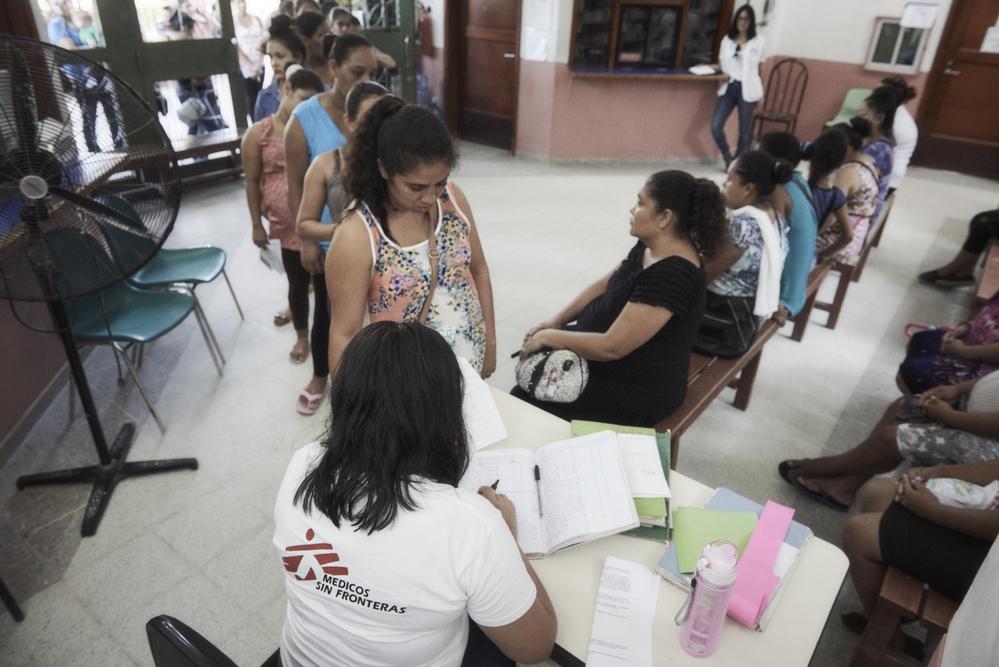 COVID-19 em Honduras: Telemedicina auxilia equipes de assistência médica sexual e reprodutiva