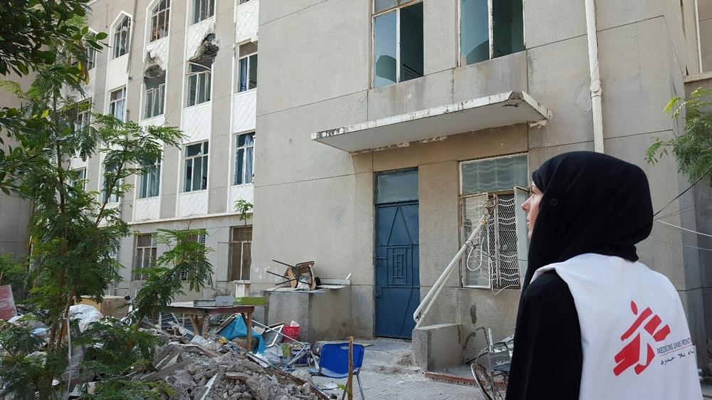 """Iêmen: """"O sistema de saúde está à beira de um colapso"""""""