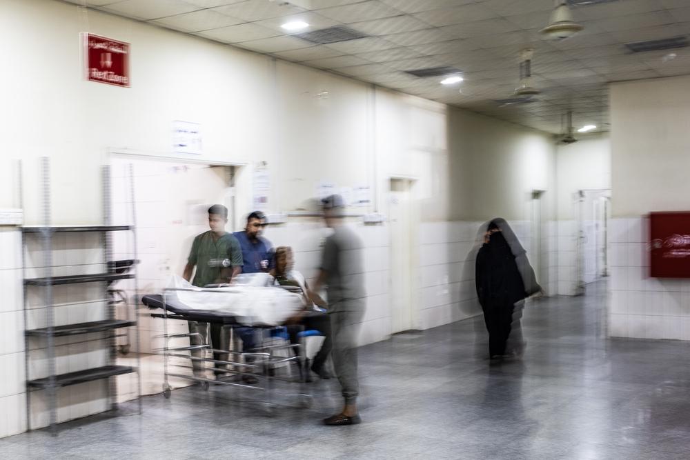 Iêmen: MSF suspende admissões a hospital em Aden após paciente ser sequestrado e morto