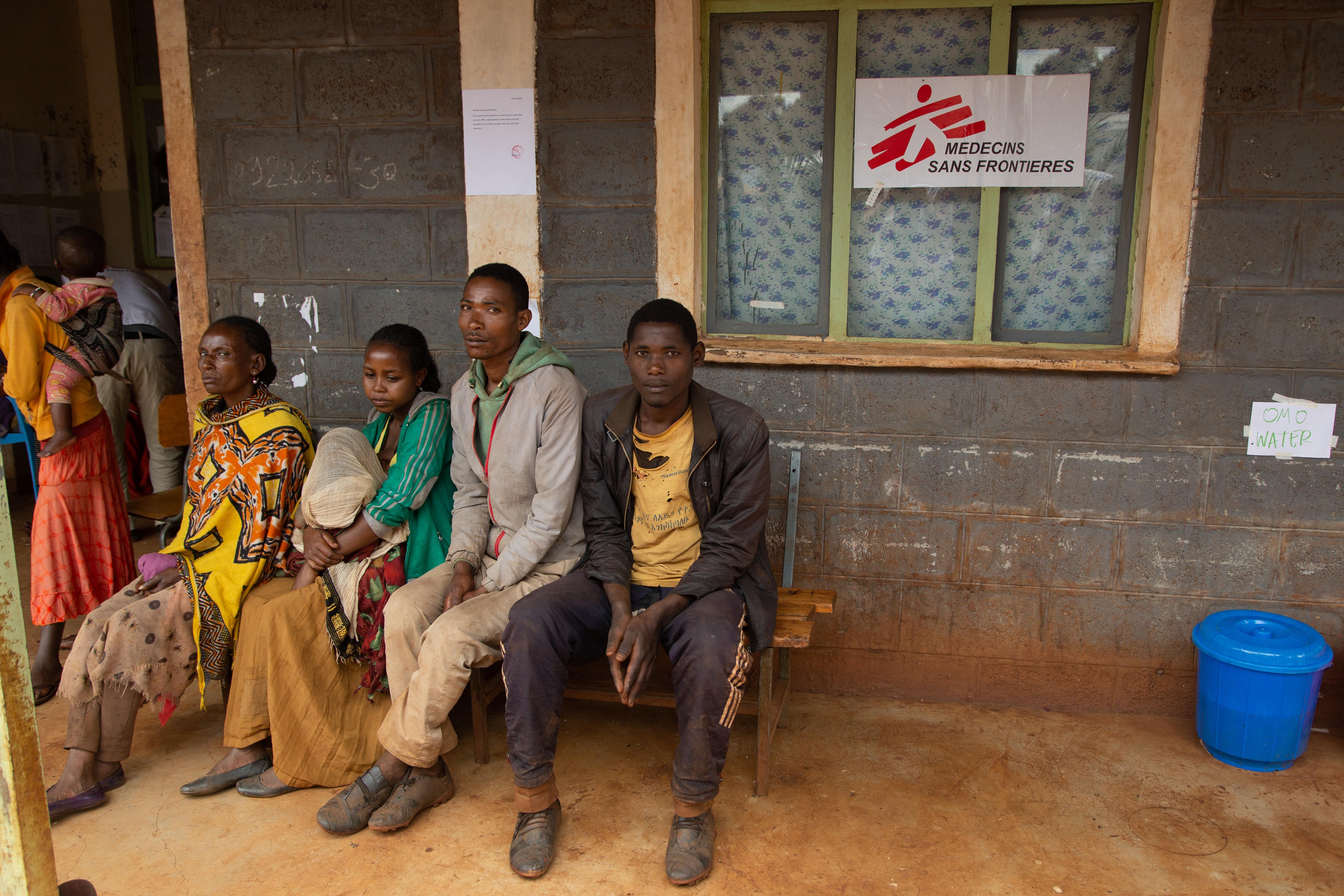Etiópia: o ciclo constante de deslocamento
