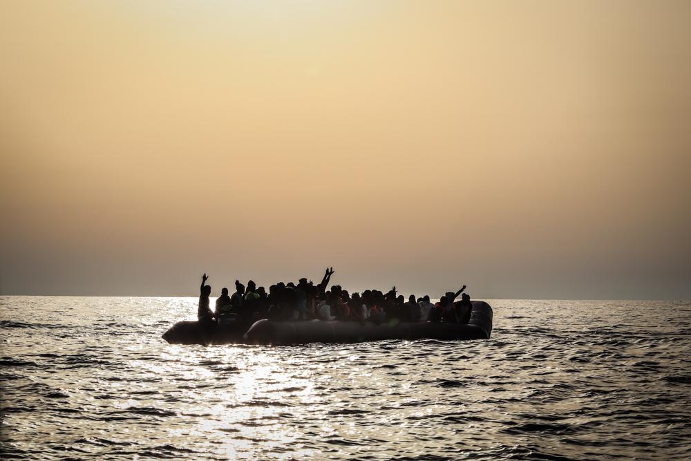 Mortes disparam com bloqueio da Europa a resgates no Mediterrâneo