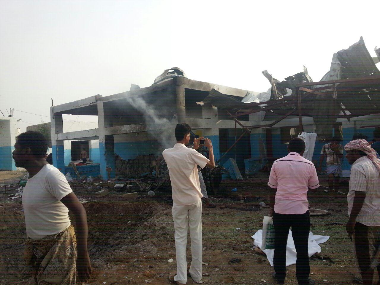 Iêmen: 11 mortos e ao menos 19 feridos após ataque aéreo a hospital apoiado por MSF