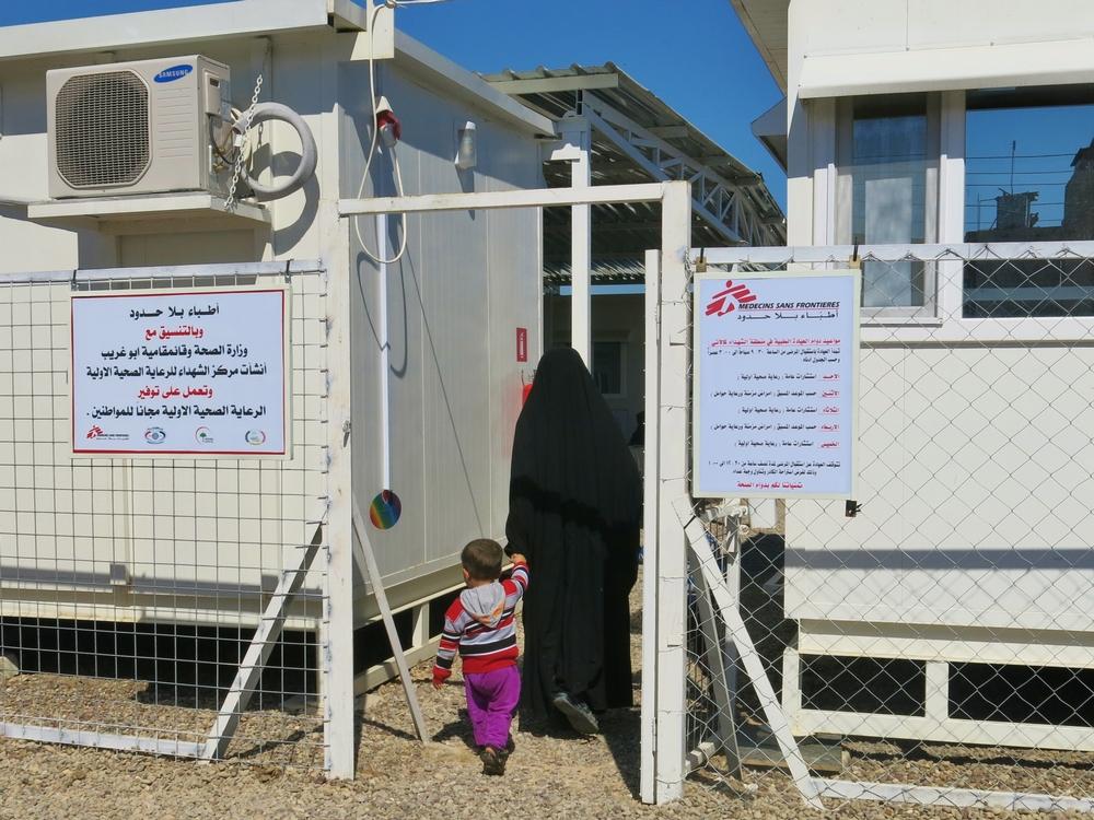 Batalhas no Iraque não deveriam ofuscar necessidades humanitárias graves