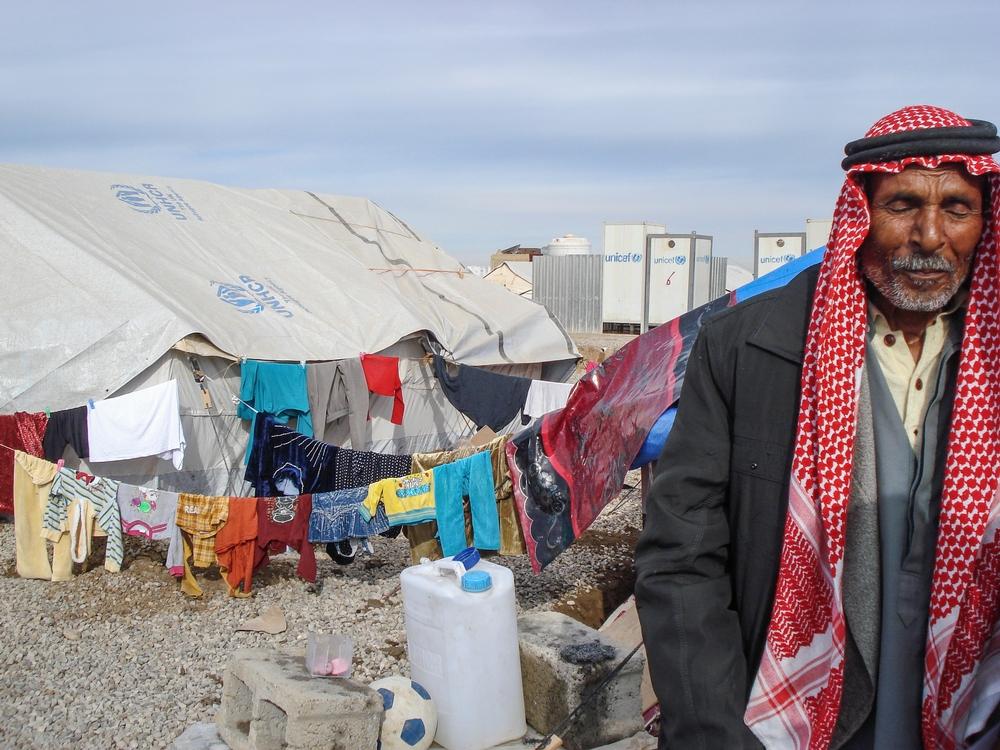 Iraque: MSF atende população traumatizada de Mossul