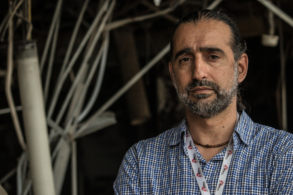 Do Caos à Prestação de Cuidados: MSF reconstrói serviços vitais em um dos hospitais devastados pela guerra de Mossul