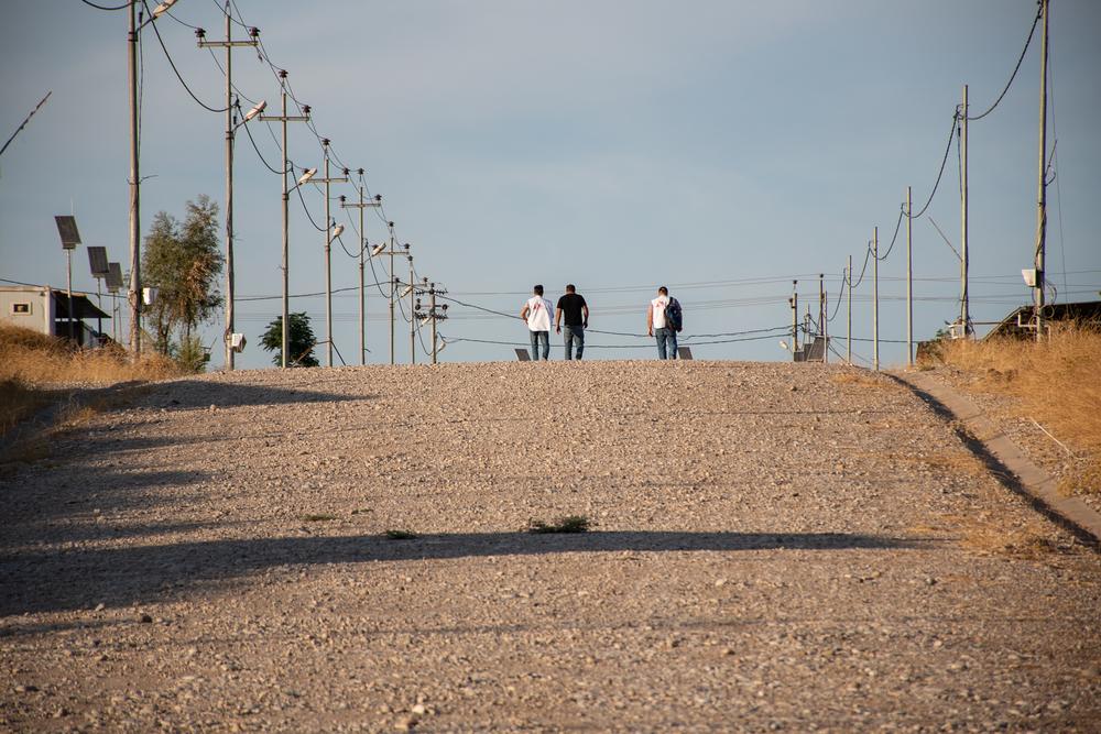 MSF inicia atividades médicas na fronteira entre Iraque e Síria