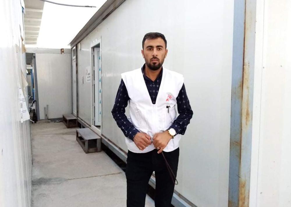 Promotor de saúde relata que COVID-19 é desafio a mais em campo de refugiados no Iraque