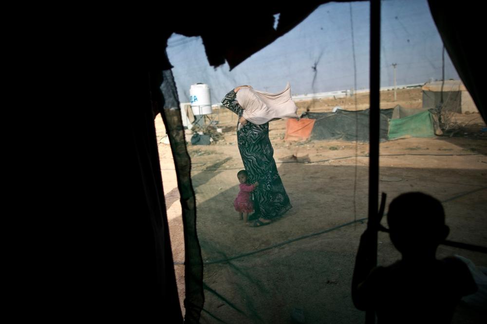 Jordânia: chegada do inverno ameaça sírios na fronteira