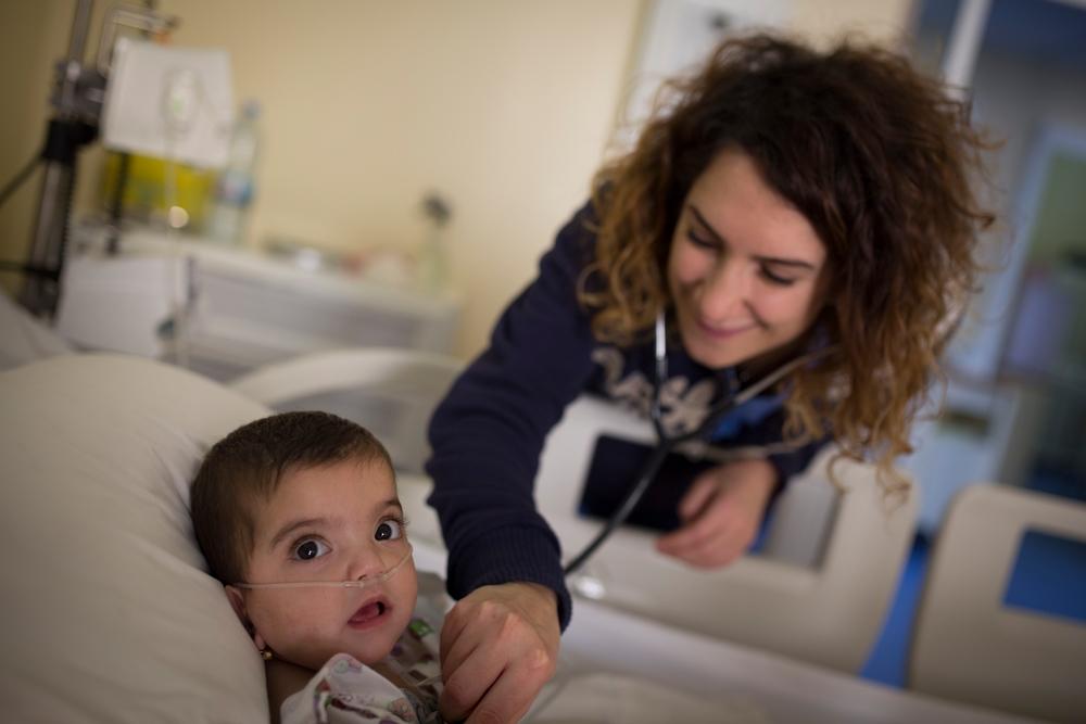 """Cuidados paliativos: """"nossa missão também é aliviar o sofrimento"""""""