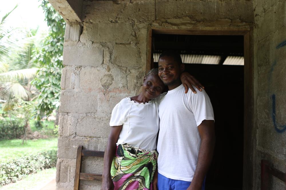 Quebrando as correntes da doença mental na Libéria