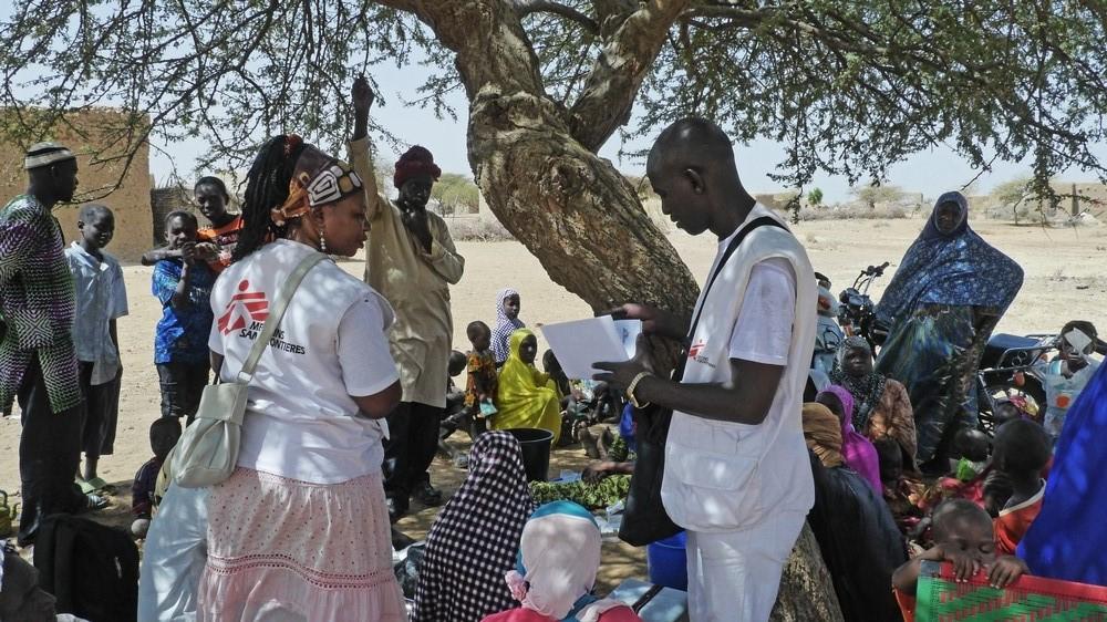 MSF faz um alerta para o uso de agentes humanitários para atender a interesses políticos e militares