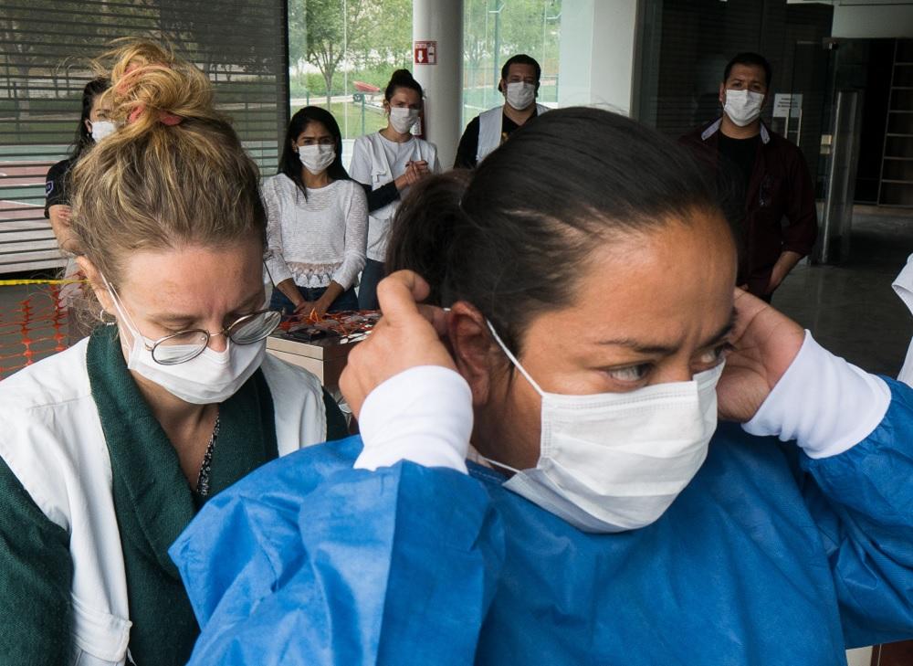 Saúde mental é fator-chave na recuperação de pacientes com COVID-19 em Tijuana, México