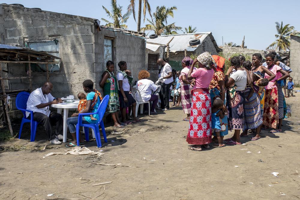 MSF reage à catástrofe em Moçambique com operação de grandes proporções
