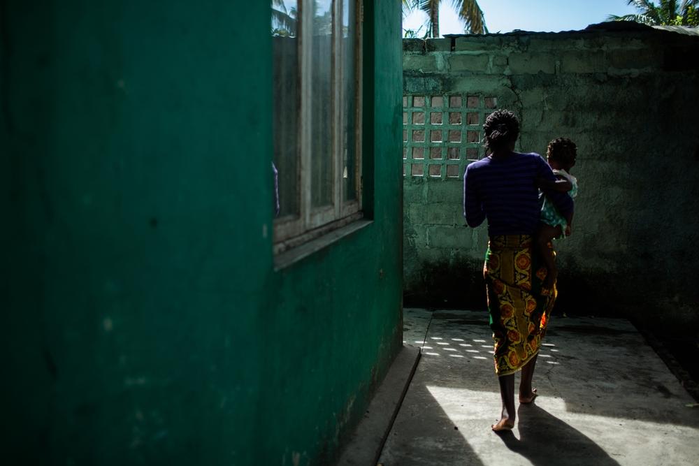 Moçambique: atenção especial às crianças HIV-positivo