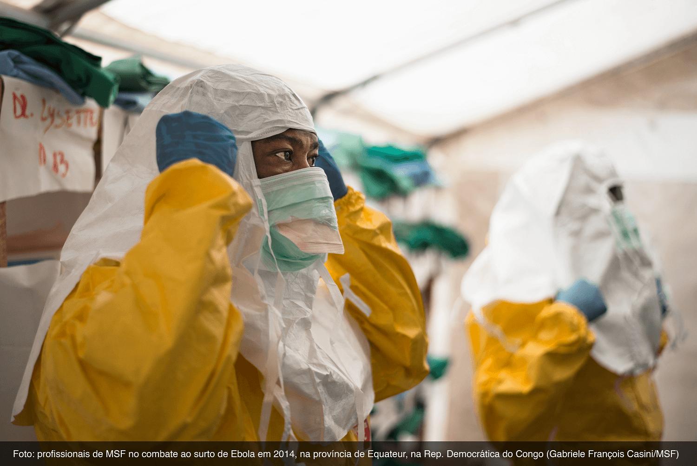 Ebola na República Democrática do Congo