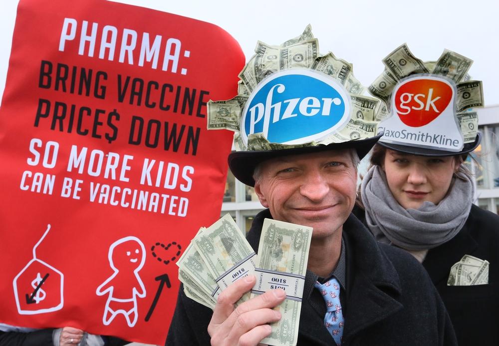 MSF pede investimentos para tornar mais acessível nova vacina contra pneumonia