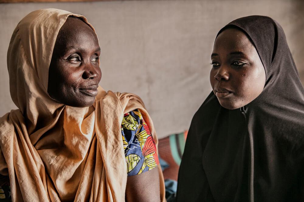 Lutando para sobreviver: conflito no nordeste da Nigéria