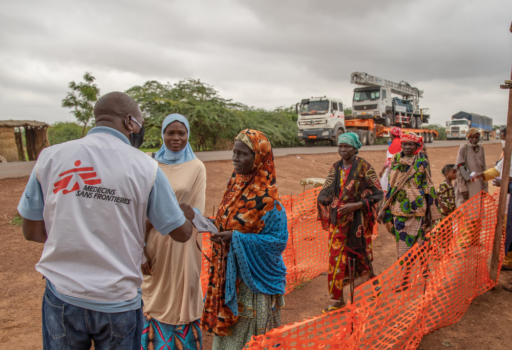 Aumentar a conscientização é primordial na luta contra a COVID-19 no Níger