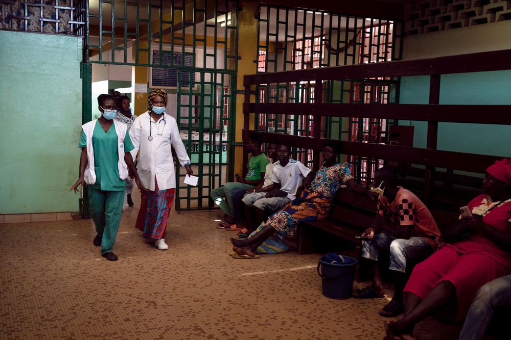 HIV: resposta centrada na comunidade precisa de mais recursos na África Ocidental e Central